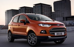 Ford EcoSport Tipo 1