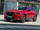 Alfombrillas Mazda CX-3.