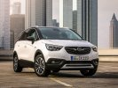 Alfombrillas Opel Crossland X.