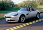 Alfombrillas BMW Z8.