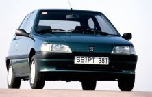 Peugeot 106 Tipo 1