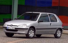 Peugeot 106 Tipo 2