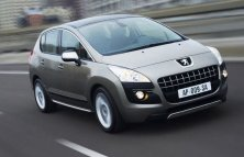 Peugeot 3008 Tipo 1