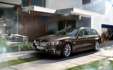BMW Serie 5 F11 Facelift