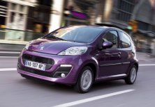 Peugeot 107 Tipo 2