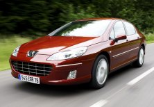 Peugeot 407 Tipo 1
