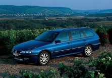 Peugeot 406 Tipo 1